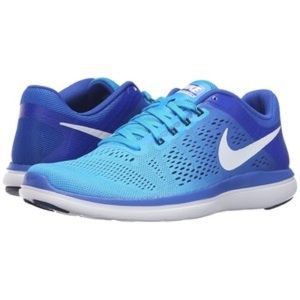 *Brand New* Nike Flex Trainers Blue